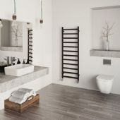 Simple Heated Towel Radiators